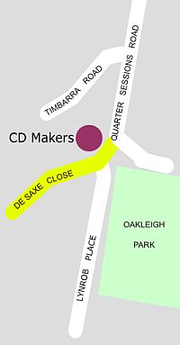 CD Makers Location